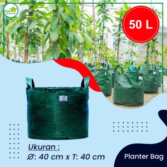 Gambar PLANTER BAG ECO PACK 50 LITER 2 HANDLES