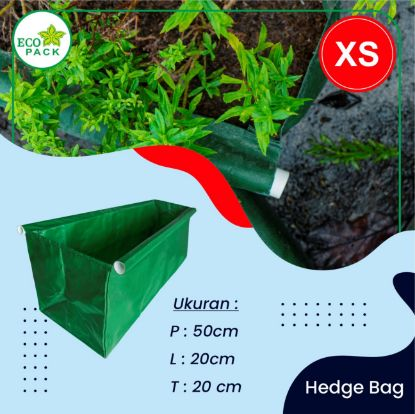 Gambar HEDGE BAG ECO PACK Size XS